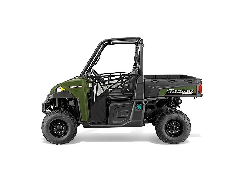 POLARIS RANGER 900 DIESEL HD Motorcycles Specification