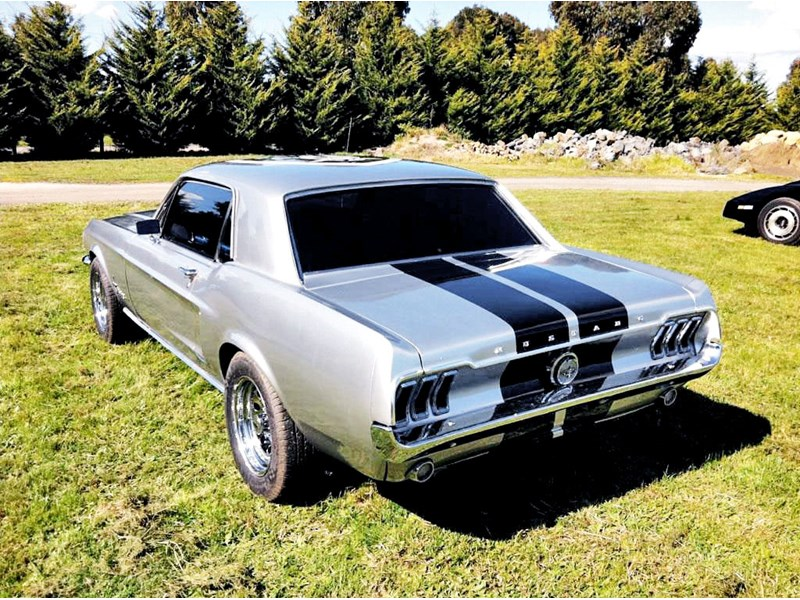 1968 FORD MUSTANG for sale $39,900