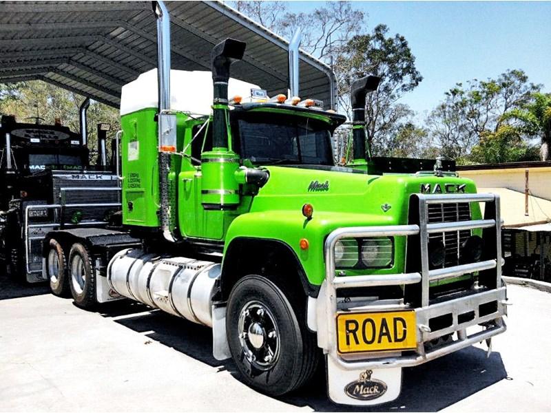 Mack V8 for Sale http://www.tradeearthmovers.com.au/detail ...