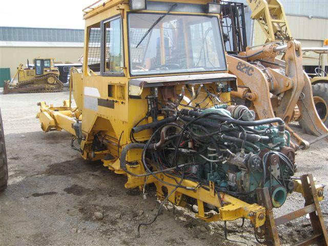 Volvo A25c Dismantling