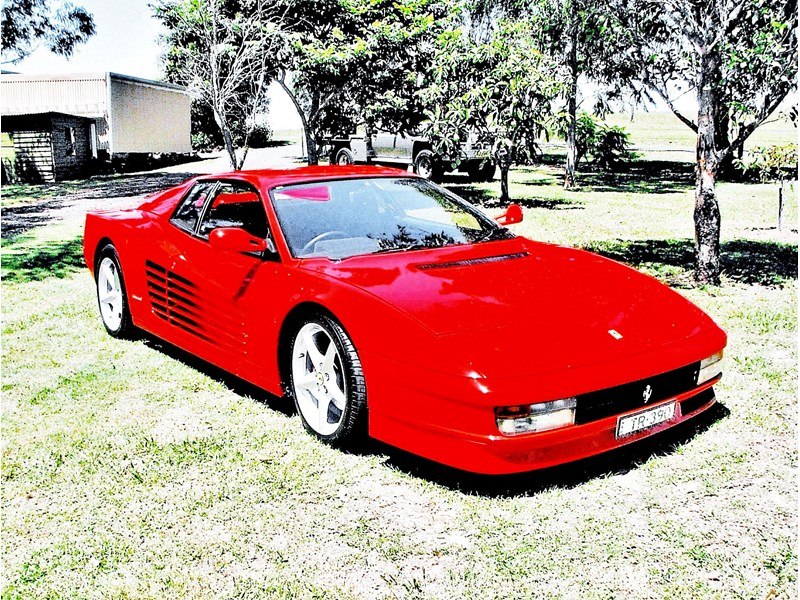 1989 ferrari testarossa for sale 130 000. Cars Review. Best American Auto & Cars Review