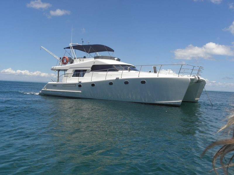 Brady 52 power catamaran no longer available trade boats australia