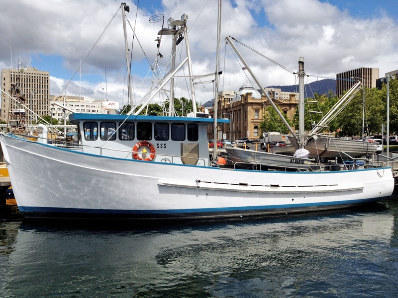 Commercial fishing boat for sale autos post for Used commercial fishing boats for sale