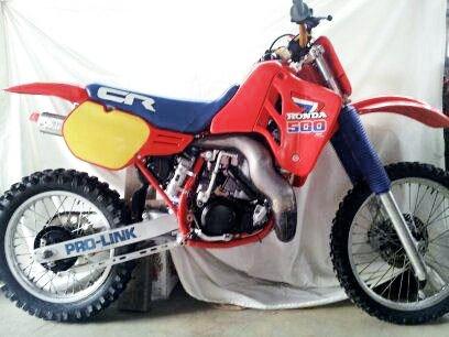 1985 HONDA CR500 for sale $8,000
