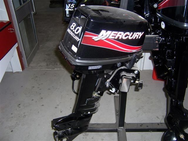 2015 Mercury 8 Hp Outboard Motor For Sale Trade Boats