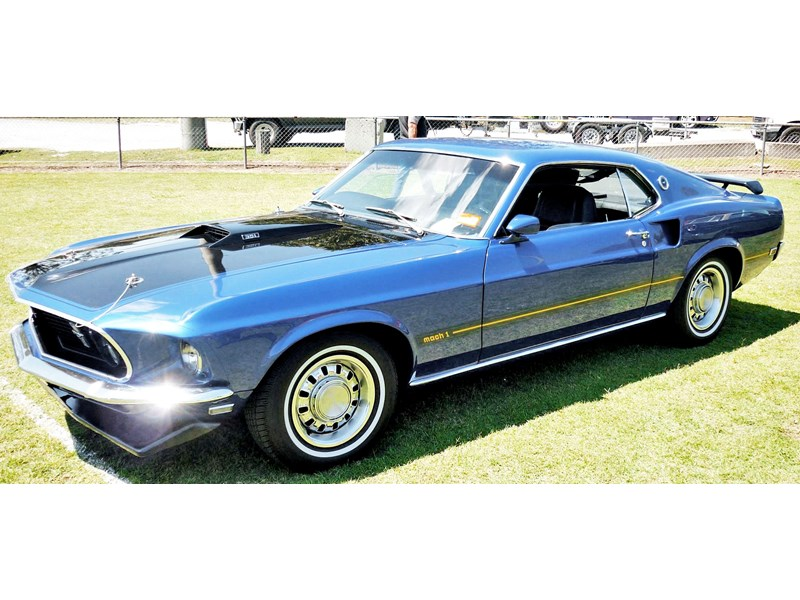 1969 Ford Mustang Mach 1 For Sale In Renton Washington | Apps