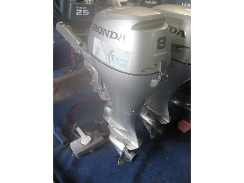 2004 honda 8hp for sale trade a boat new zealand for Outboard motors for sale nz