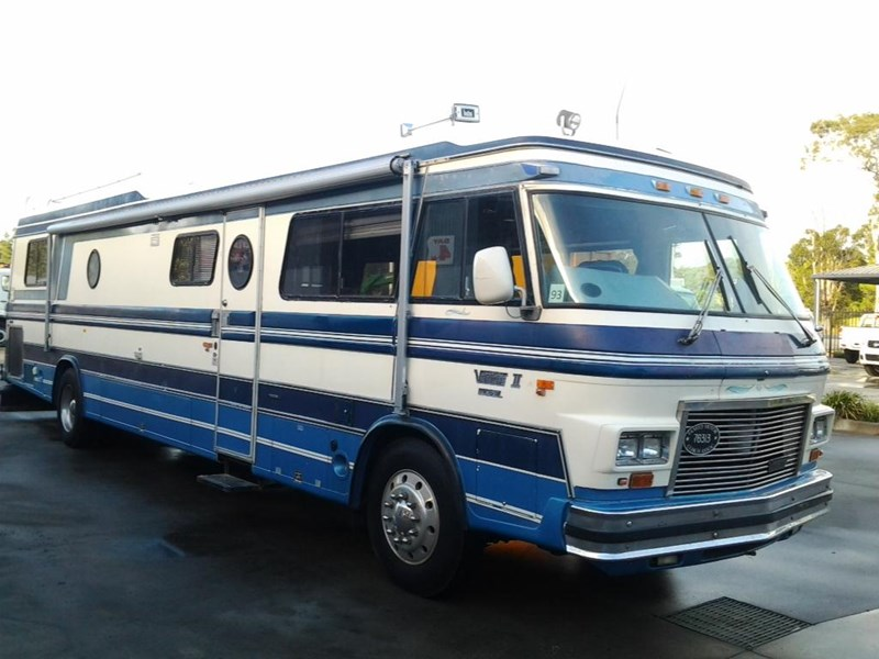 1984 Foretravel Motorhome – Wonderful Image Gallery