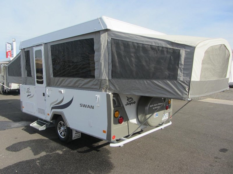 Model 2013 JAYCO SWAN OUTBACK CAMPER TRAILER In BEELBANGERA New South Wales