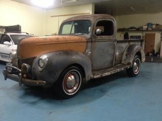 Craigslist 1940 41ford Pickup Autos Post
