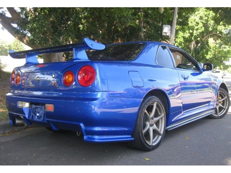 1999 skyline gtr r34 for sale in usa autos post. Black Bedroom Furniture Sets. Home Design Ideas