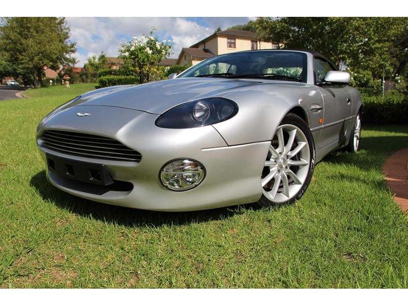 2001 aston martin db7 vantage volante for sale 95 000. Cars Review. Best American Auto & Cars Review