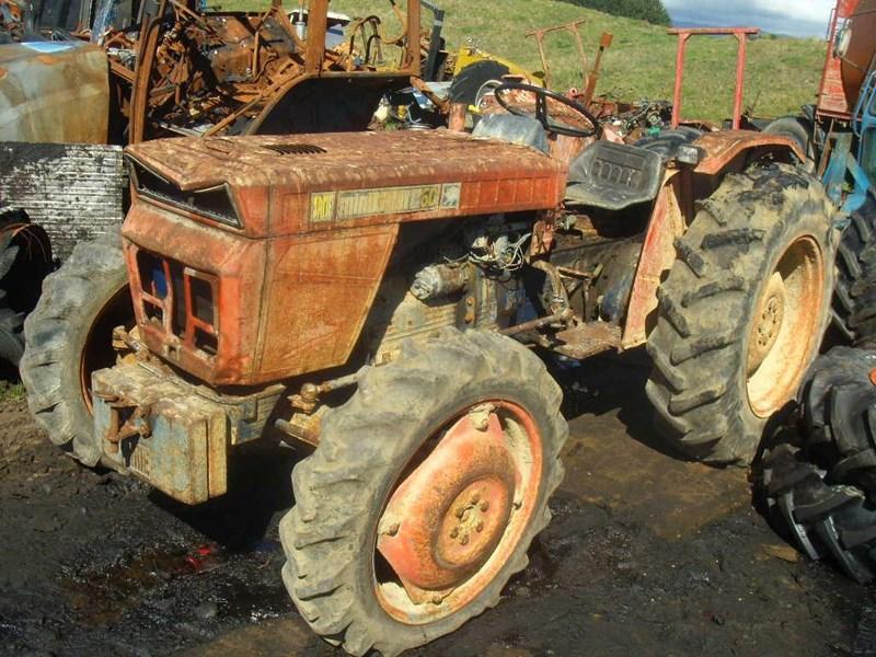 Same Tractor Parts : Same minitauro for sale