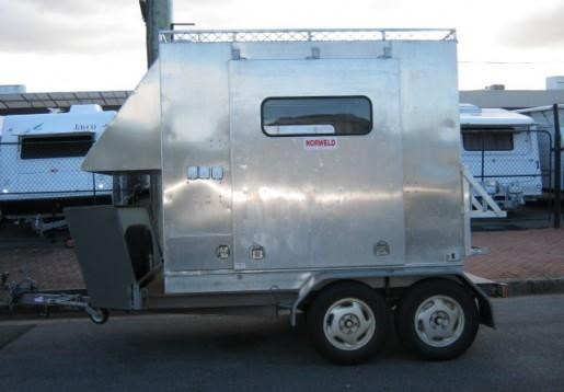 Luxury Northstar Campers Slide On Australia  Slide On Camper Sales Australia