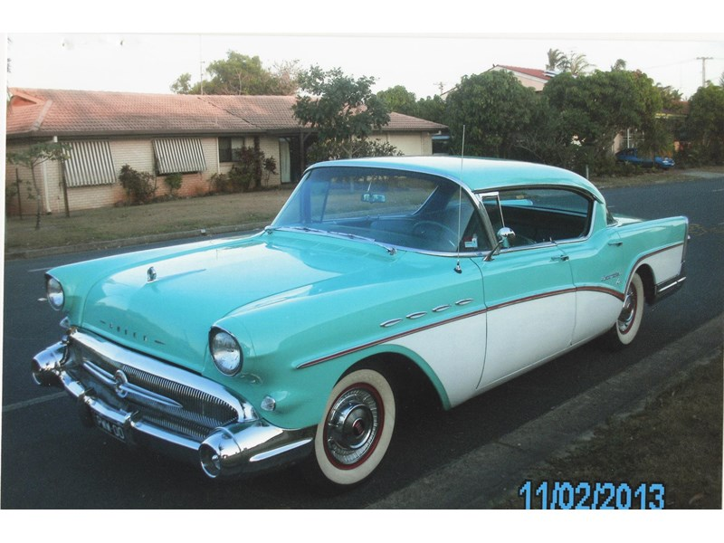 1957+Buick+For+Sale 1957 BUICK ROADMASTER 75 for sale $37,000