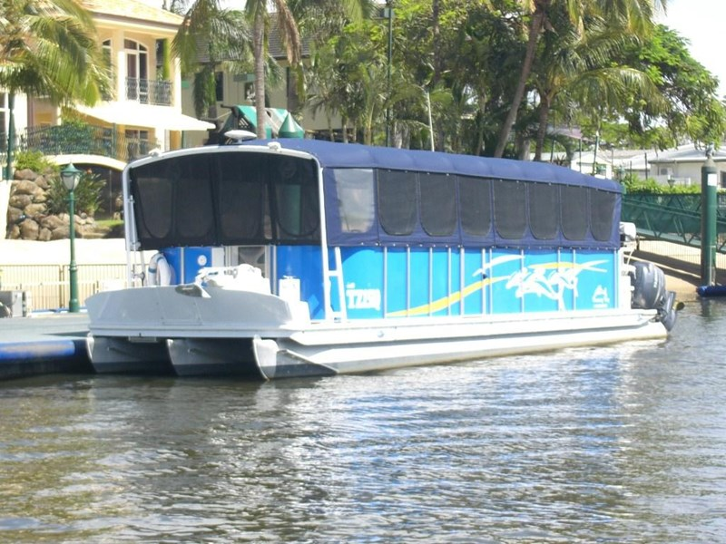 35 pontoon boats for sale ebay