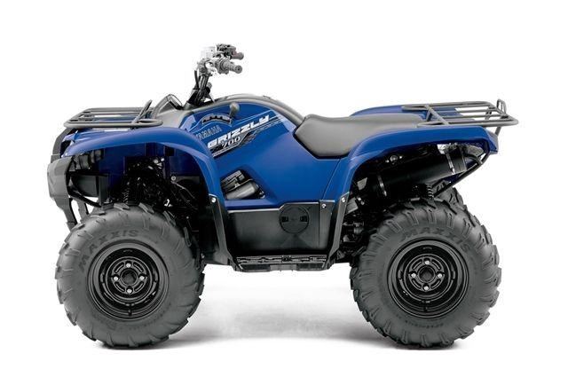 Used grizzly 700 2014 autos post for Yamaha grizzly 800