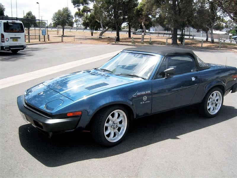 Triumphs For Sale Australia 1980 Triumph Tr8 For Sale