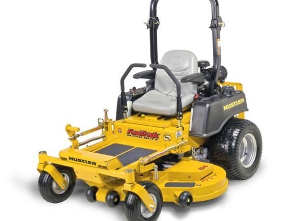 Hustler 36 zero turn mower