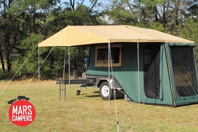 Perfect New ALTITUDE CAMPERS ULTIMATE HARD FLOOR Camper Trailers For Sale