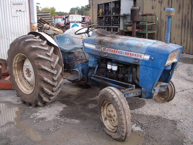 Ford 4000 Tractor Fenders : Used ford tractor parts for sale fender