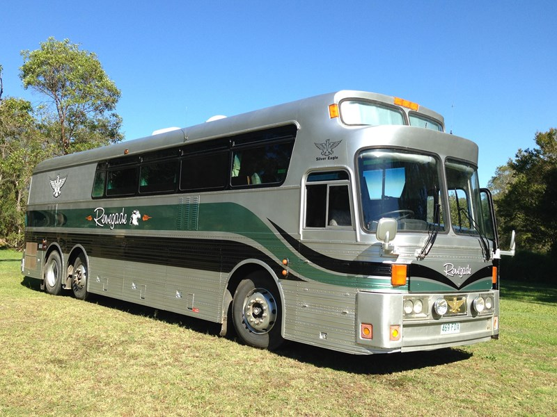 Eagle bus motorhomes for sale autos weblog Silver eagle motor coach