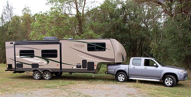 ULTIMA RV 27RK RV Towing Fifth Wheelers Specification