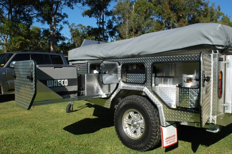 Innovative An Off Road Camping Trailer Can Be Used For Just About Any Adventure You Can Think Of Its The Perfect Vehicle Addon To Conquer The Terrain Around You The Model Ill Be Showing You Here Is The UEV 490 Conqueror Australia Its A Breed