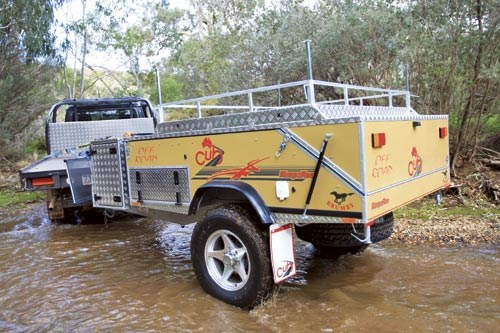 Cub Camper Trailers Kamparoo Brumby Off Road
