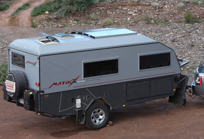 Creative By Australian Off Road Campers Has Evolved From A Camper Trailer