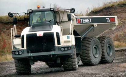 terex ta350 trucks off road trucks specification. Black Bedroom Furniture Sets. Home Design Ideas