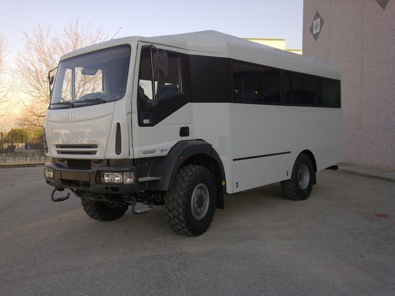 Iveco Eurocargo 4x4