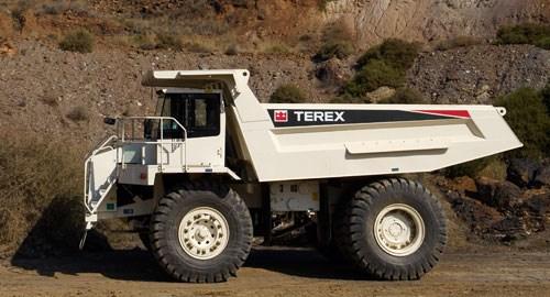 new terex tr45 trucks for sale. Black Bedroom Furniture Sets. Home Design Ideas