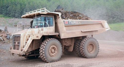 terex tr70 trucks off road trucks specification. Black Bedroom Furniture Sets. Home Design Ideas