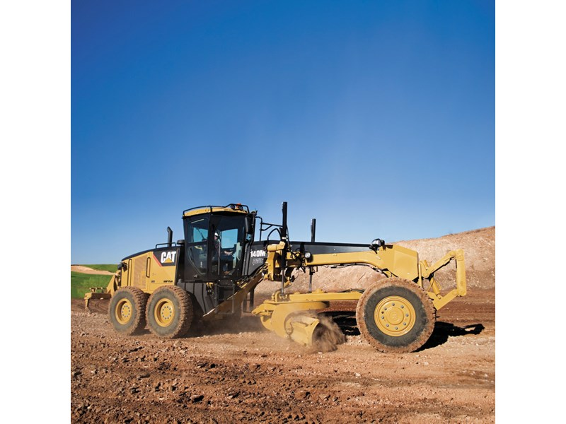 New Caterpillar 140m Awd Graders For Sale