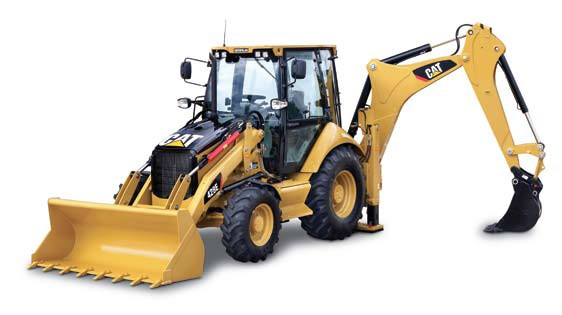 Caterpillar 428E Backhoe Loader