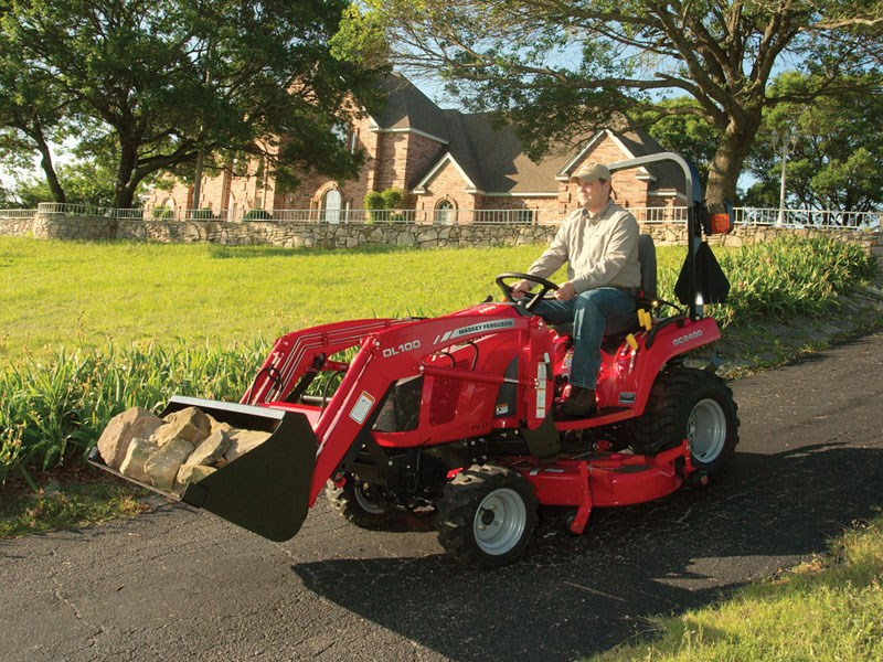 Massey Ferguson 2400 : Massey ferguson gc tractors specification