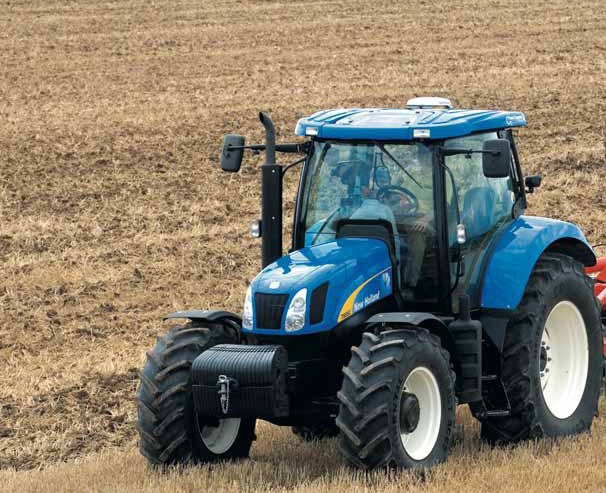 New New Holland T6070 Elite T6000 Tractors For Sale