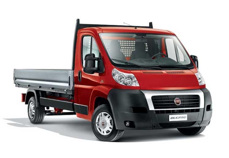 Fiat Ducato Lwb Cab Chassis Trucks On Road Trucks