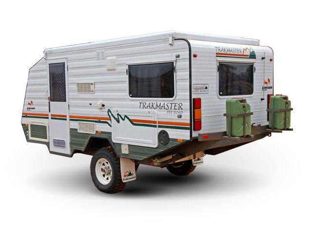 Excellent OffRoad Caravans Queensland  Spinifex Caravans
