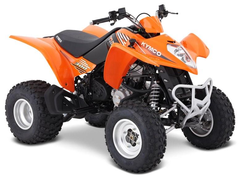 kymco maxxer 300 motorcycles specification