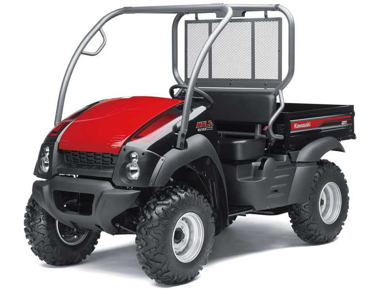 "KAWASAKI MULE XC 610 4X4 ""BIG FOOT"" Specification"