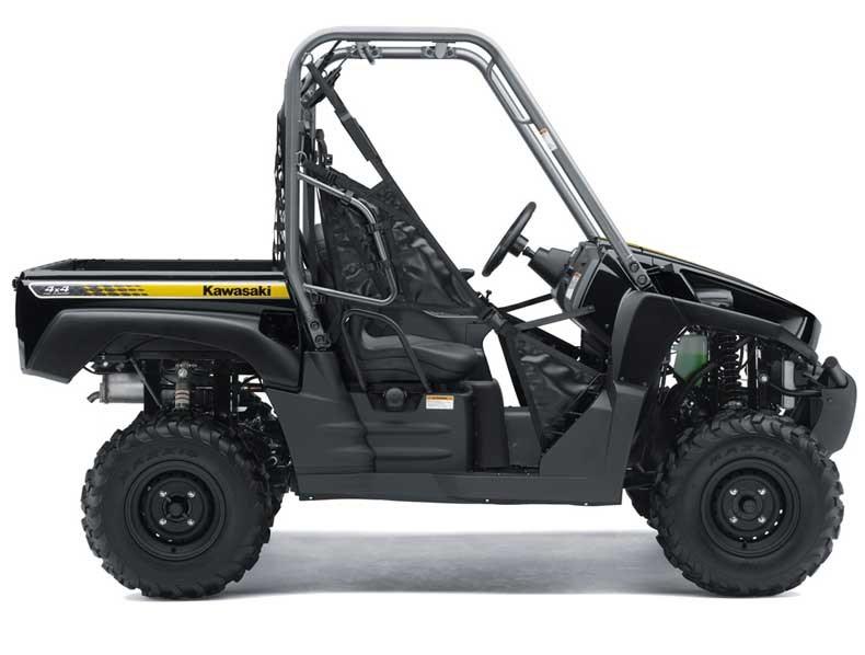Kawasaki Teryx Width
