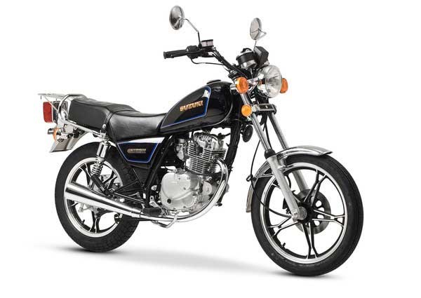 Suzuki Gn125h