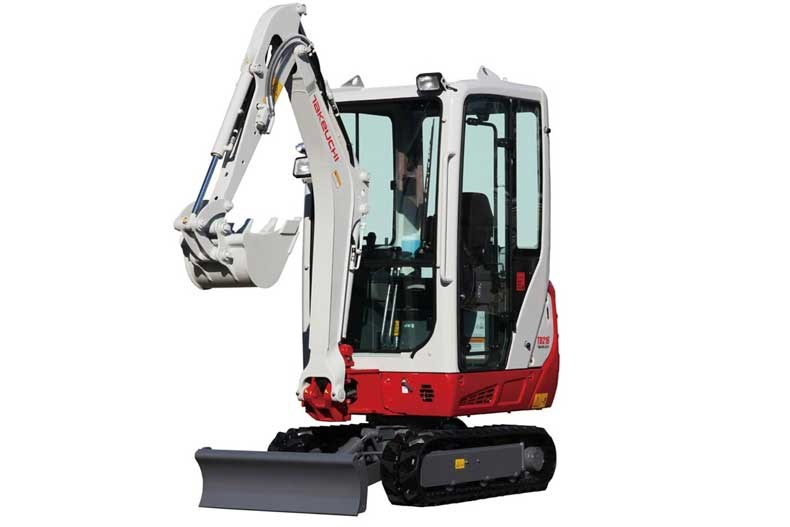 takeuchi tb216 tier iii excavators specification. Black Bedroom Furniture Sets. Home Design Ideas