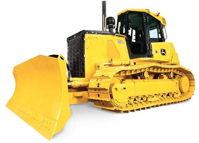 John Deere 850j Dozers Crawler And Swamp Specification