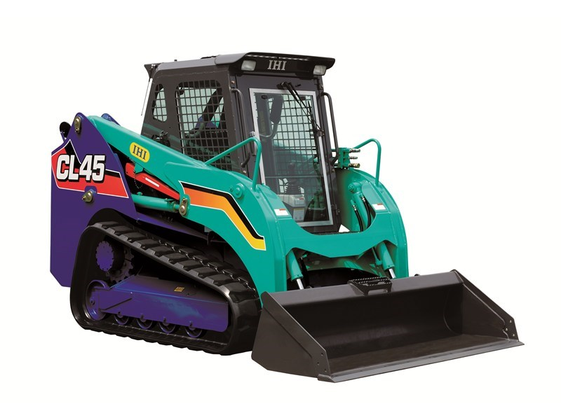 Ihi Cl45 Loaders Skid Steers Specification