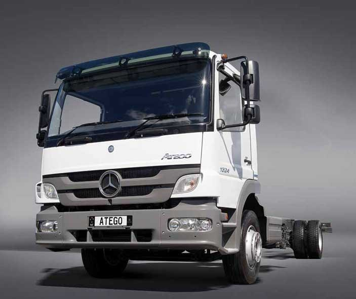 New mercedes benz atego 1324 l trucks for sale for Mercedes benz truck for sale