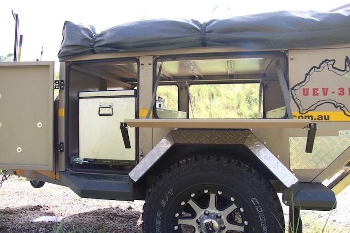 CONQUEROR AUSTRALIA UEV-310 RV Towing Campertrailers ...