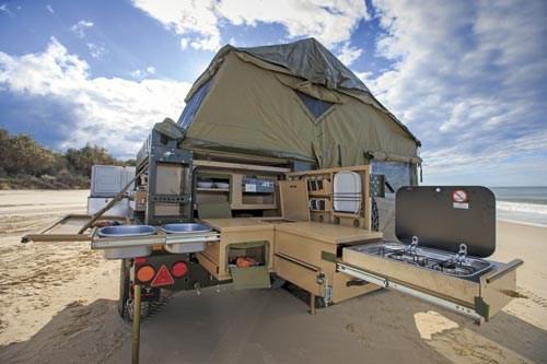 New Conqueror Australia Uev 330 Camper Trailers For Sale